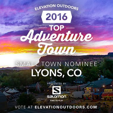 Vote for Lyons!