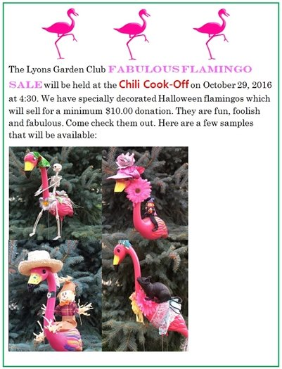 Flamingo Sale