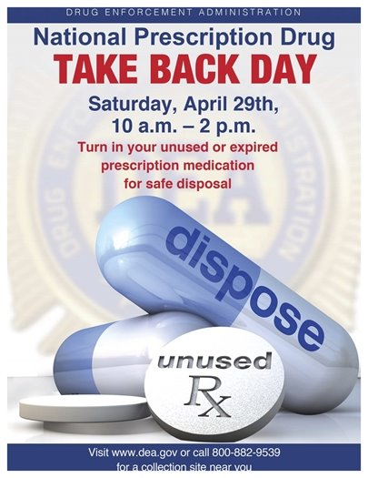 Drug Take-Back Day