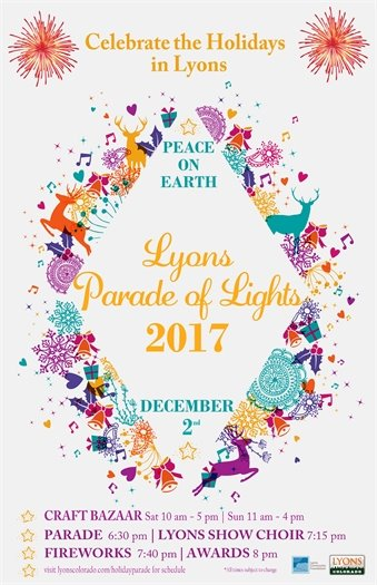Lyons Holiday Parade of Lights
